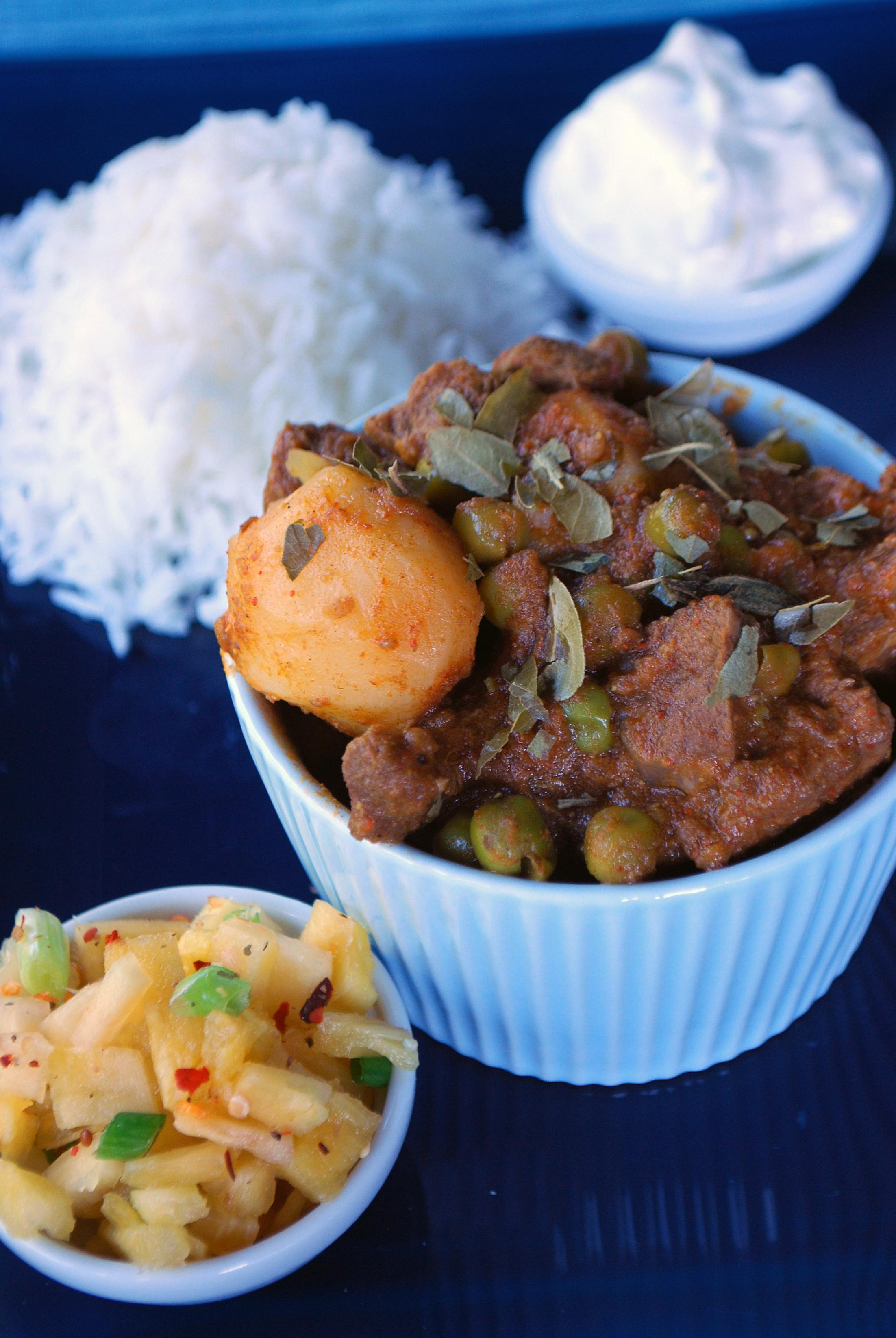 Indian lamb curry inspired by my ayah grandma forumfinder Image collections