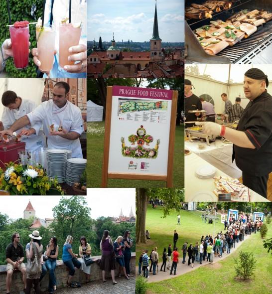 Prague Food festival  images 1