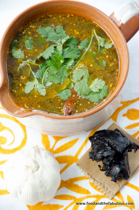 """My Mother's Rasam – South Indian """"King Soup"""""""