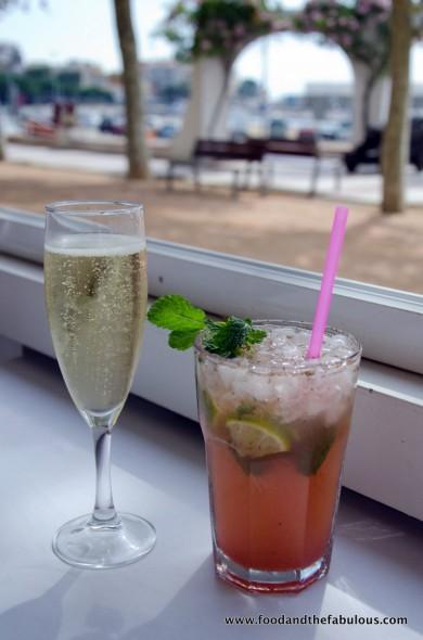 Beach Bar at Hotel Trias