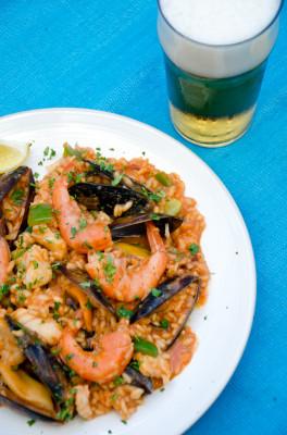 Arroz de Marisco - Portuguese Seafood Rice