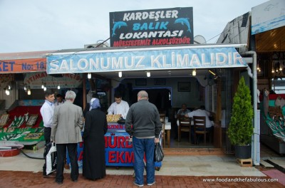 queues for balik ekmek