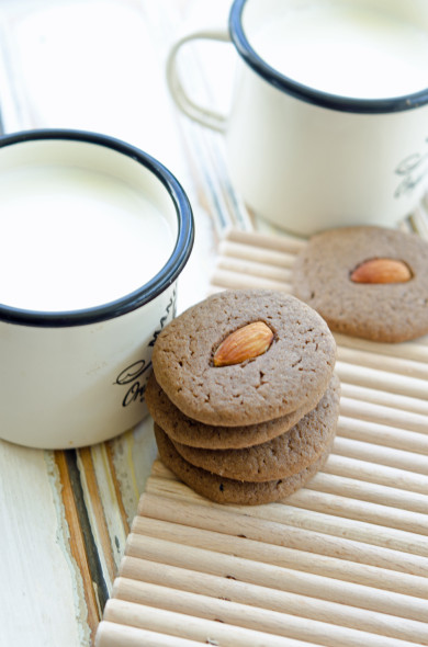My husband's Speculaas cookies - a secret recipe