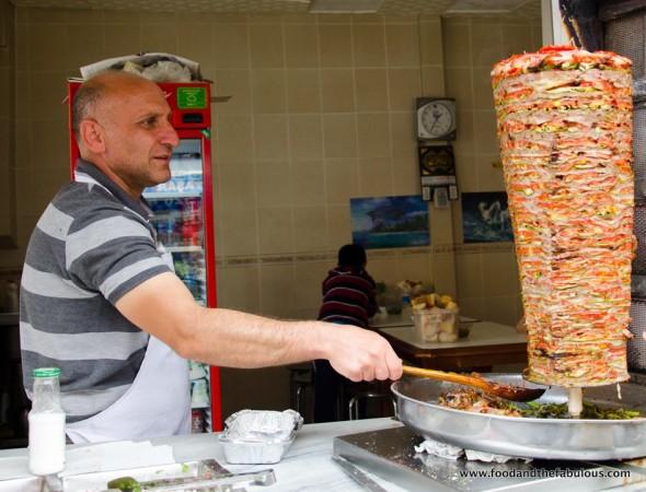 best donner kebap in Istanbul