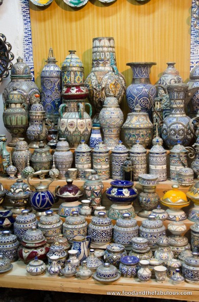 vases and urns, Fez