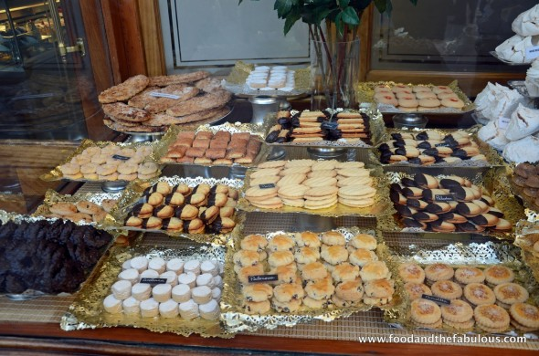 beautiful Catalan baked goods