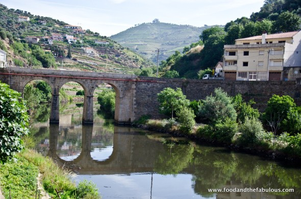 bridge douro valley