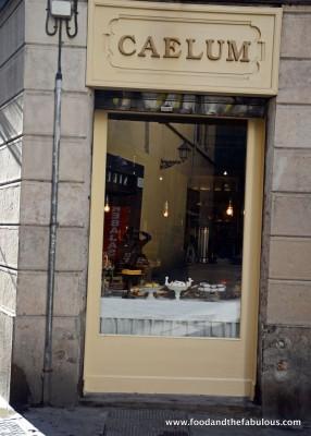 caelum coffee shop