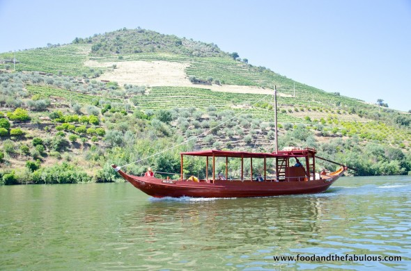a rabelo ride on the Douro