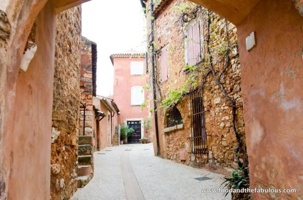 beautiful Roussillon