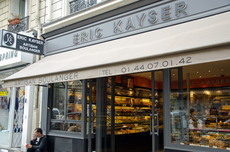 Bread, cheese, markets and food - here artisan baker Eric Kayser