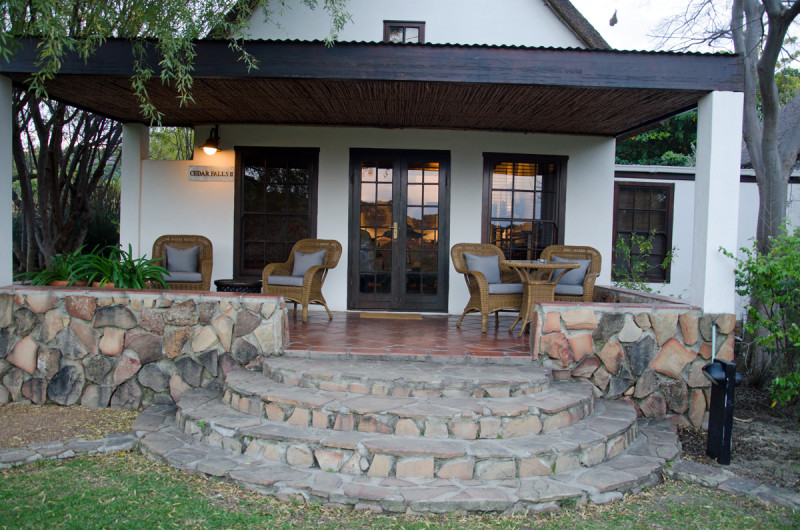 cottage at Bushmans Kloof