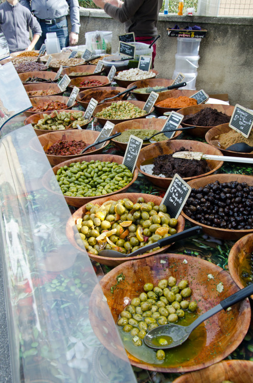 olives in Provence