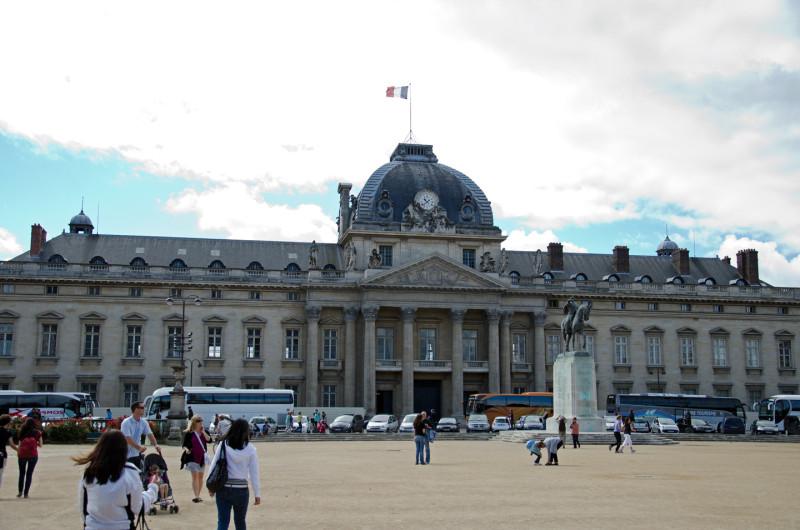 L'Hôtel national des Invalides