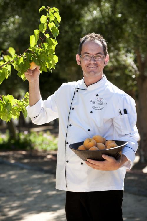Chef Floris Smith