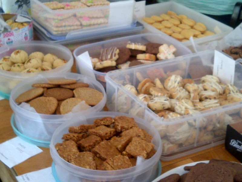 Durban cookie swap