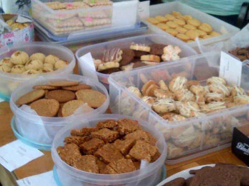 Durban cookie swap