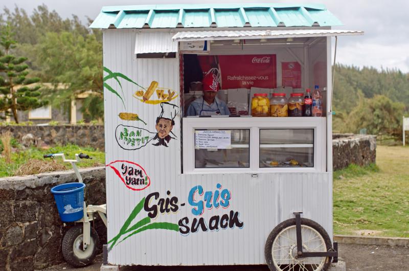 Poonam's street food, Gris Gris