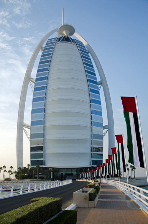 One Night At The Burj Al Arab Food And The Fabulous