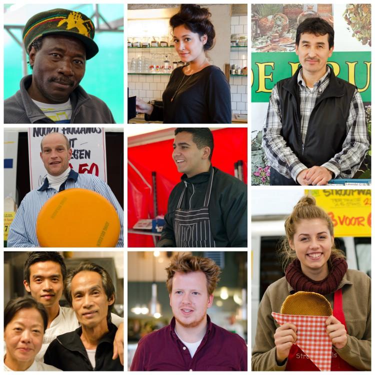 ethnic diversity, rotterdam