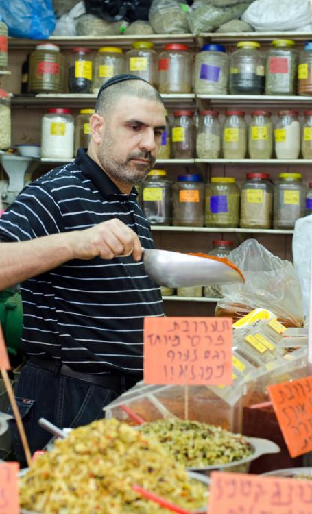spice vendor Levinksy