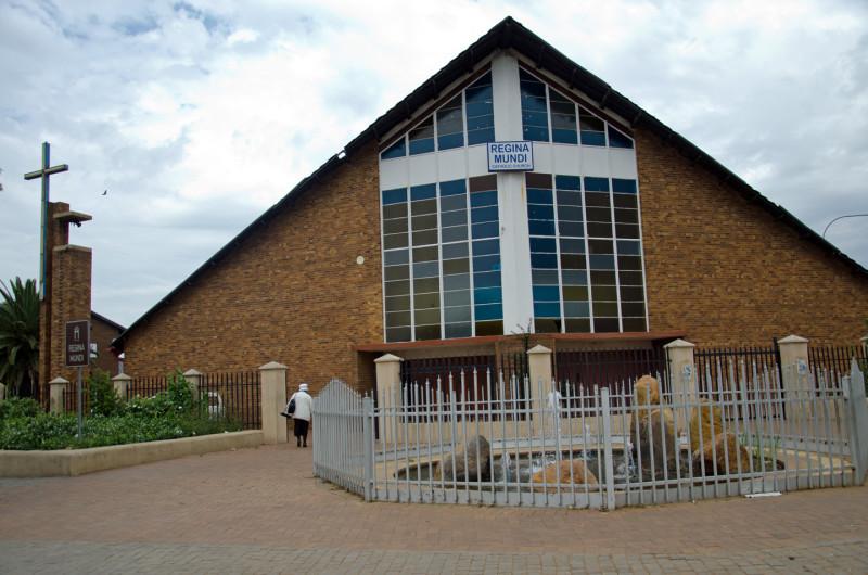 Regina Mundi church