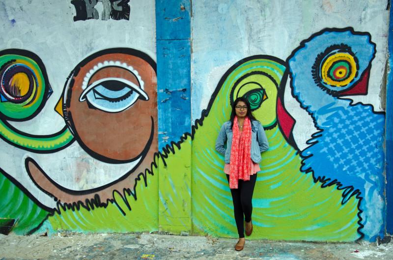 Me in Vila Madelena