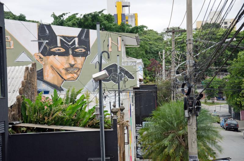 Beco de Batman - Batman Alley