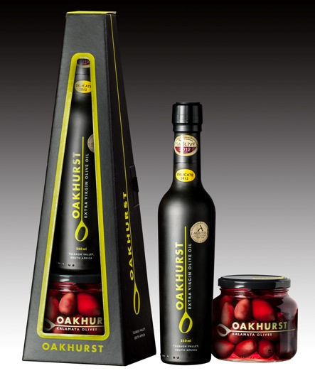 oakhurst olive products