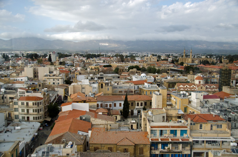 viewing point Nicosia