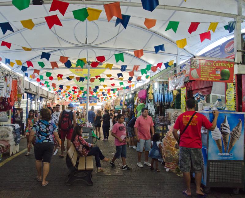 NE Brazil fair, RIO