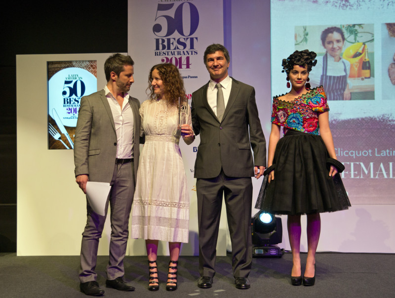 World's 50 Best Latin America Elena Reygales