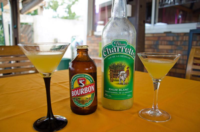 Reunion rum