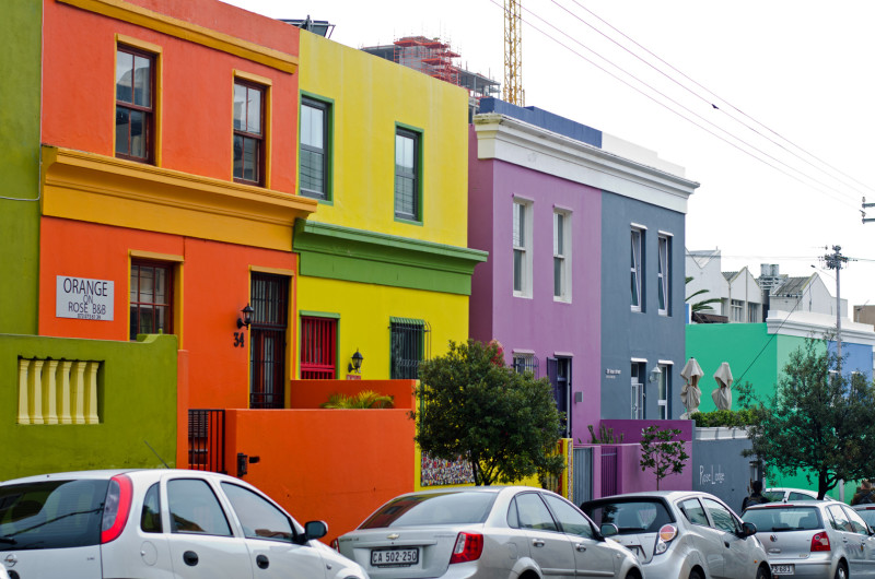 bo Kaap colours