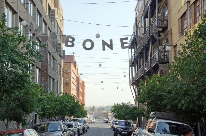 Maboneng sign