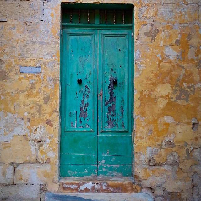 Beautiful doors in Gozo and Malta