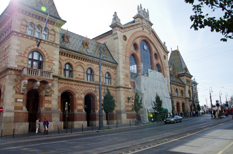 Budapest Grand Central Market