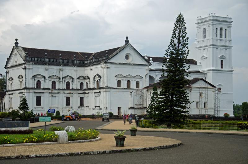architecture, Goa