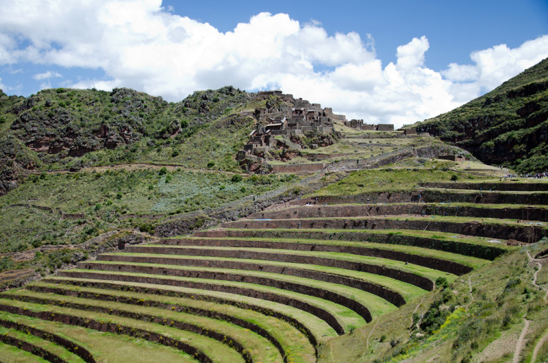 pisac ruins sacred valley