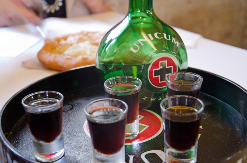Hungary's favoured bitters