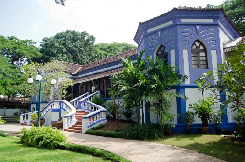 Sunaparanta Goa Centre for the Arts in Panjim
