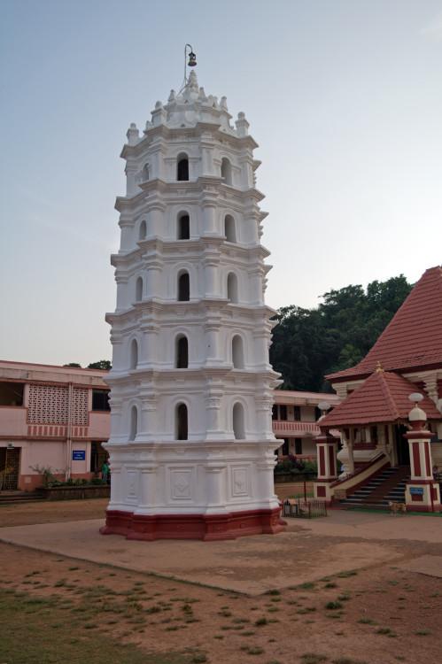 Hindu temple, tower