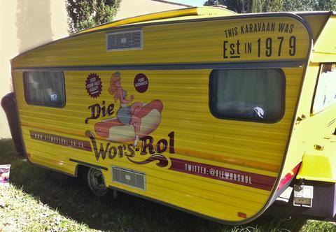 Die Wors Rol, Courtesy image