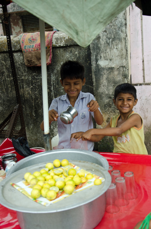 young vendors