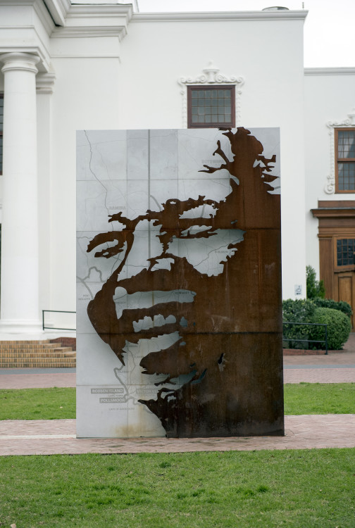 Mandela art work