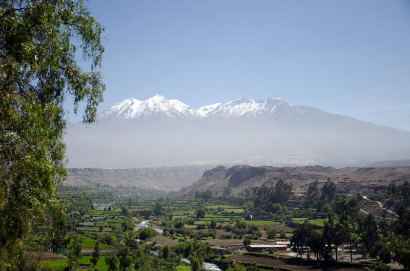 volcanoes, Arequipa