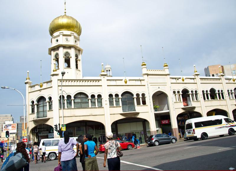 Grey street mosque