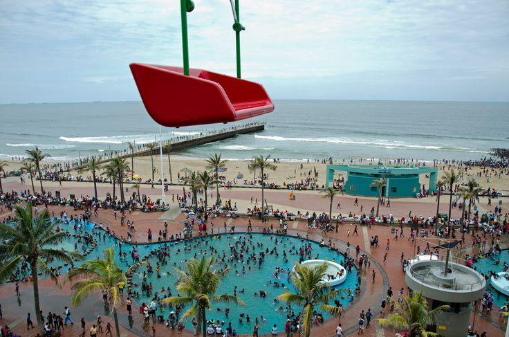 Durban sea side