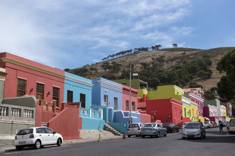 Houses in the Bo-Kaap