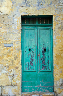 old door gozo